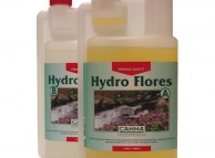 CANNA Hydro Flores A+B, 1 л(hard water)